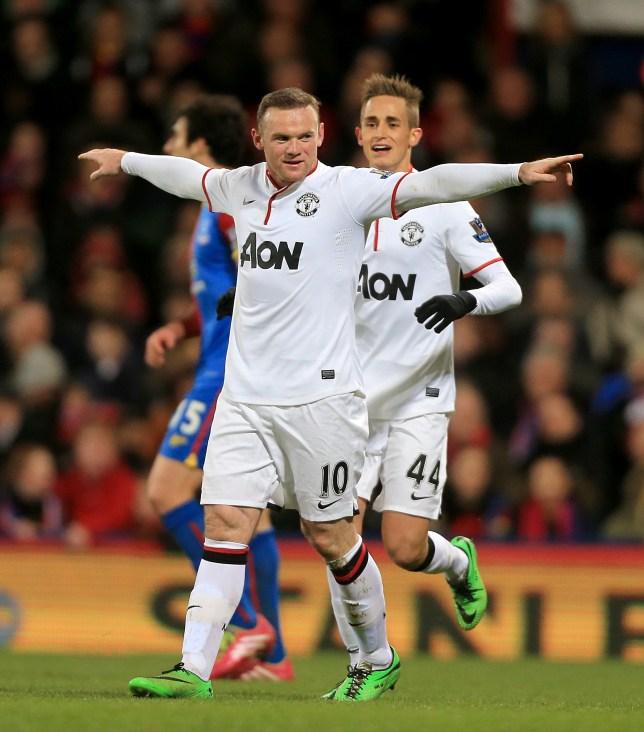 Soccer - Barclays Premier League - Crystal Palace v Manchester United - Selhurst Park