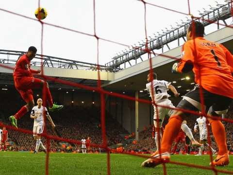 Gallery: Liverpool beat Swansea 4-3