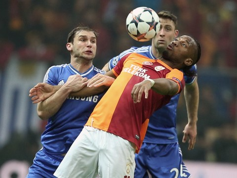 Didier Drogba given chance to slay Chelsea after Blues draw with Galatasaray