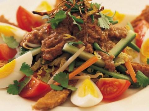 How to cook Balinese gado gado
