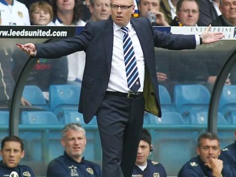 Brian McDermott remains Leeds United boss despite reports of sacking