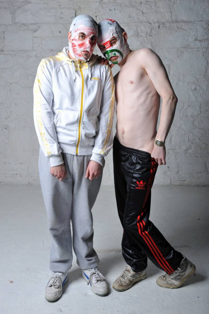 Rubberbandits – Continental Fistfights: A riotous up-yours to the Establishment