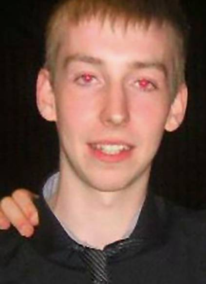 Neknomination drinking game: Jonny Byrne