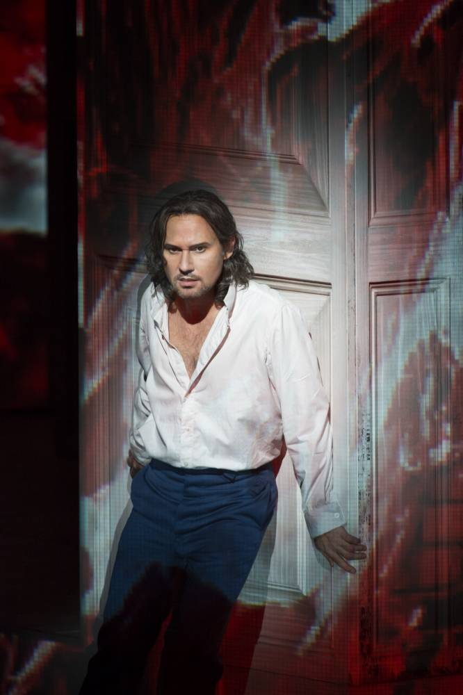 Mariusz Kwiecien helps salvage this production of Don Giovanni (Picture: supplied)