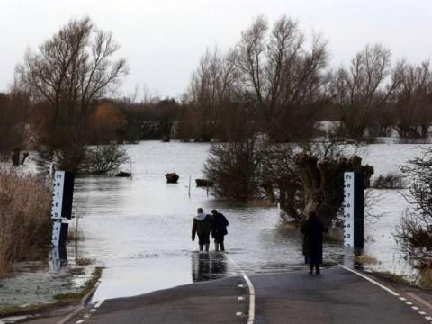 Crime wave: Burglars raid the homes of flood victims