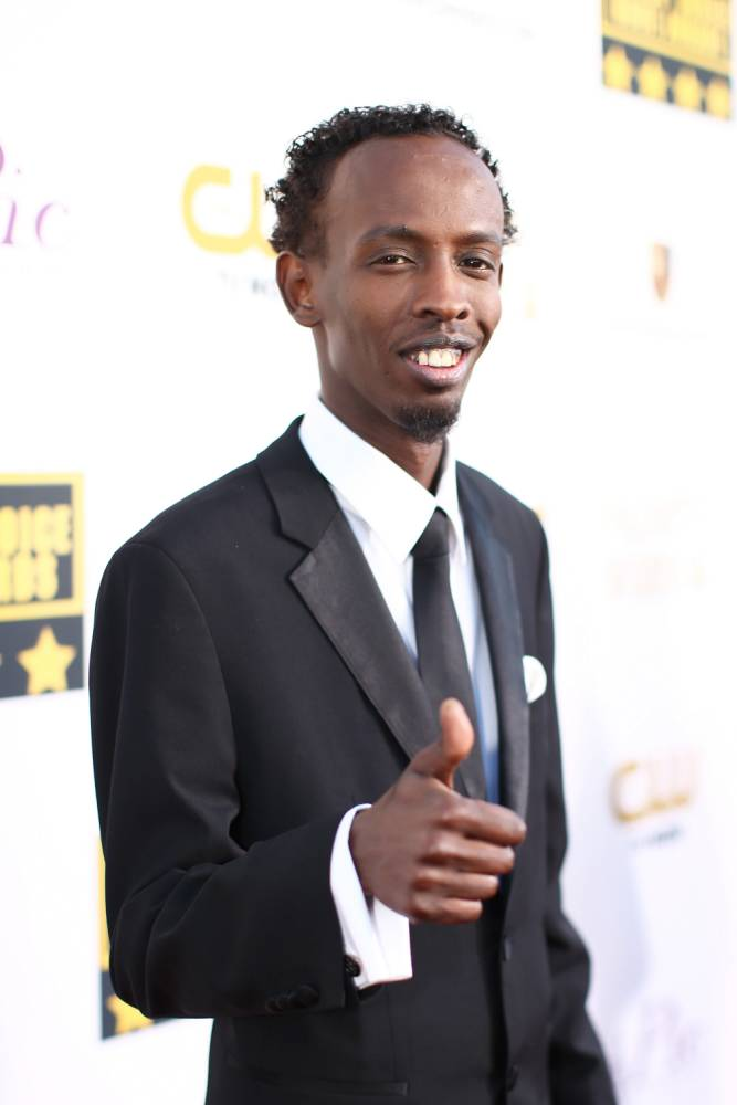Captain Phillips' Barkhad Abdi: The red carpet leaves me shocked