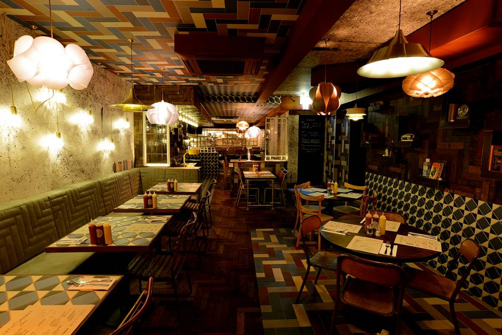 Dirty Bones in London: Too posh and not dirty enough