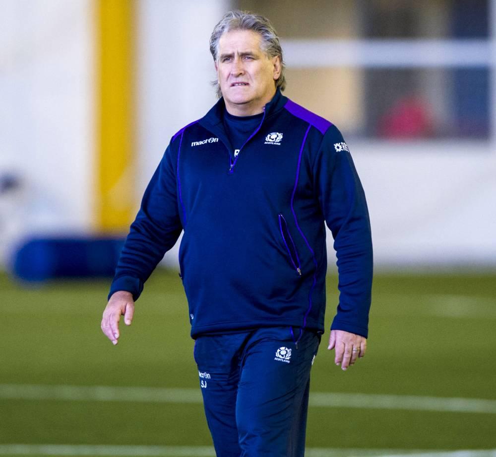 Can Scott Johnson still lead a Scottish rugby revolution?