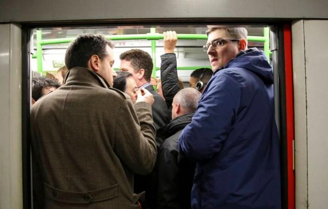 Strike, London Underground