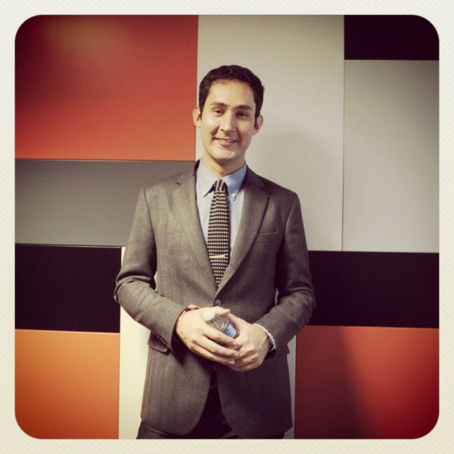Instagram's Kevin Systrom: The squaring, sharing techie
