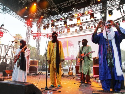 Tinariwen: The desert spirit is all we know