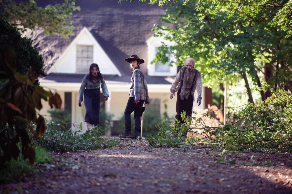The Walking Dead, Benefits Street and Coronation Street: TV picks