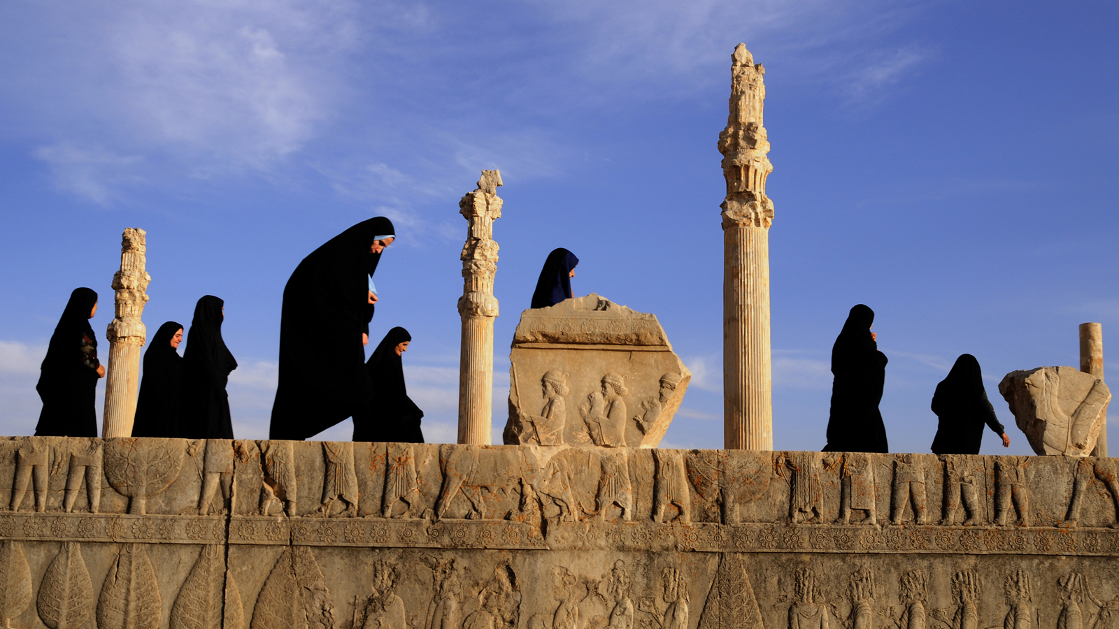 Travel to Iran for ancient architecture, breathtaking bazaars and, erm, skiing