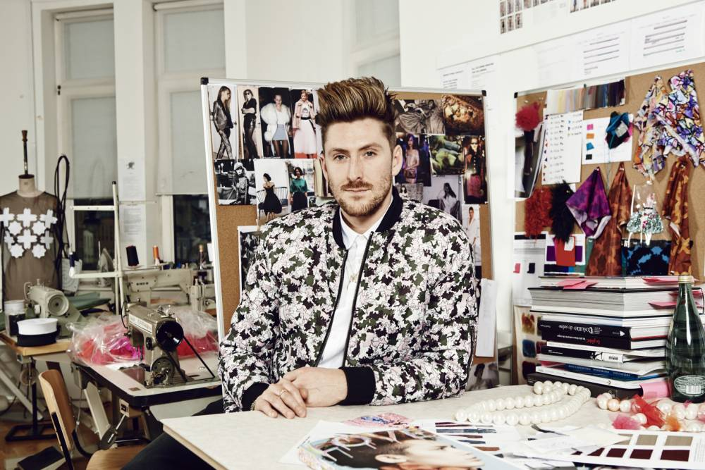 Henry Holland on his London Fashion Week show: Debauched debutantes is better than dirty debutantes, no?