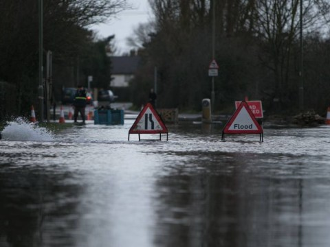 UK floods: Tributes paid to boy, 7, as forecasters warn storms could batter UK for weeks