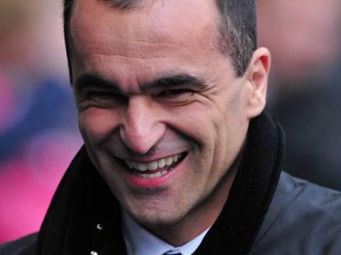 Roberto Martinez targets Premier League title for Everton