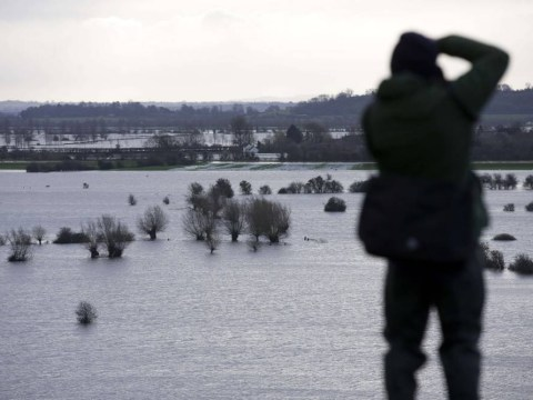 'Sick' flood tourists told to 'get a life'