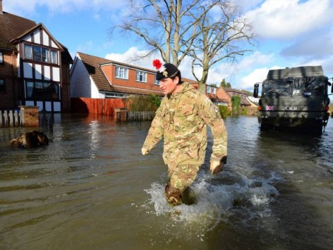 Soldiers are finally here… but it is too much too late: Troops arrive in flood-hit communities