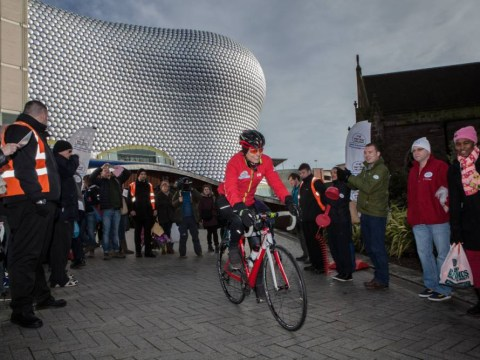 It's like going to hell and back: Davina reveals toll of Sport Relief challenge