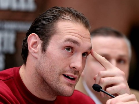 Tyson Fury: I'm ready to become one of the all-time greats