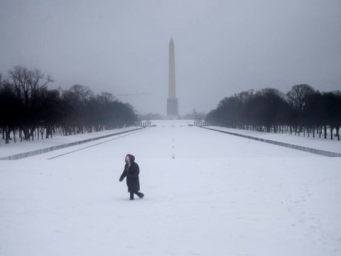 Land of the brrr-ave: 13 die as US is gripped in clutches of 'catastrophic' ice storm
