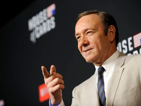 House Of Cards will run for 12 seasons, predicts Kevin Spacey