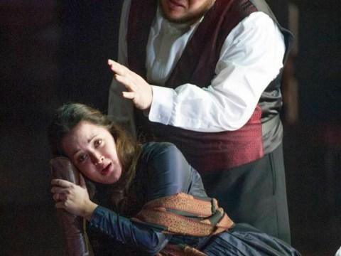 English National Opera's Rigoletto at the Coliseum is not Verdi good