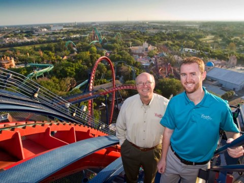 Busch Gardens' Mark Rose: Designing roller coasters is one hell of a ride
