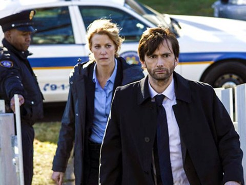 David Tennant goes Stateside for Broadchurch US remake Gracepoint: First picture