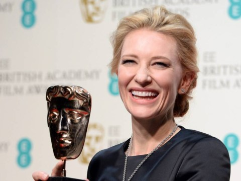 The 2014 Bafta Awards: In pictures