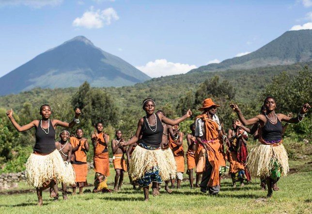 African moves: Learn about the Batwa tribe in Uganda (Picture: Supplied)