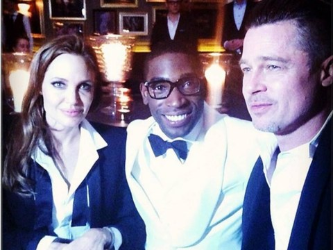 Brad Pitt and Angelina Jolie are 'normal', confirms Tinie Tempah