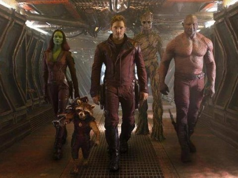 New Guardians of the Galaxy photos help to rev up excitement ahead of trailer release