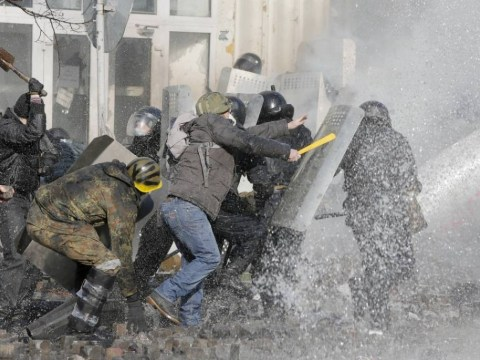 Ukraine protests: Tottenham fans asked not to display banners in Dnipro match