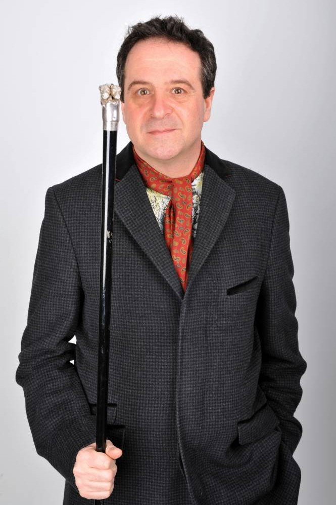 Mark Thomas is a 'domestic extremist' in 100 Acts Of Minor Dissent