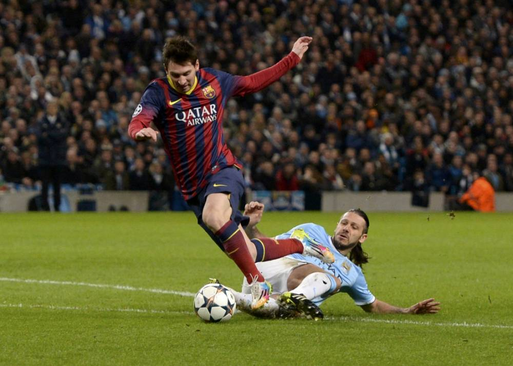 Manuel Pellegrini cools talk of Manchester City deal for Lionel Messi