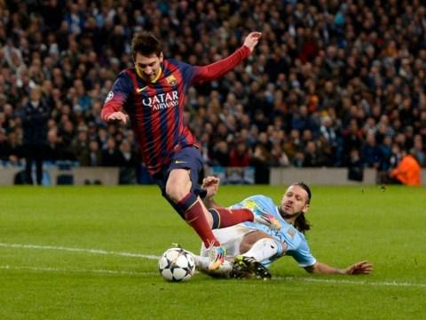 Manuel Pellegrini cools talk of Manchester City deal for Lionel Messi