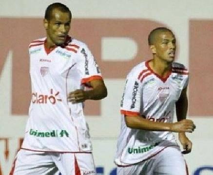 Rivaldo and son Rivaldinho play at Rivaldo Stadium