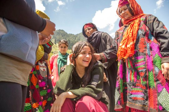 Alia Bhatt: We shouldn't generalise India's attitude to