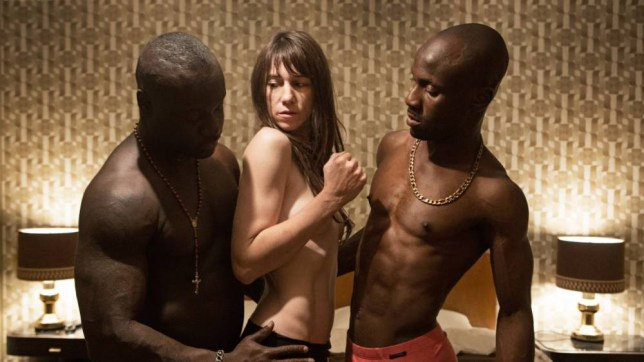 Charlotte Gainsbourg stars as the self-loathing nymphomaniac of the title (Picture: Christian Geisnæs)