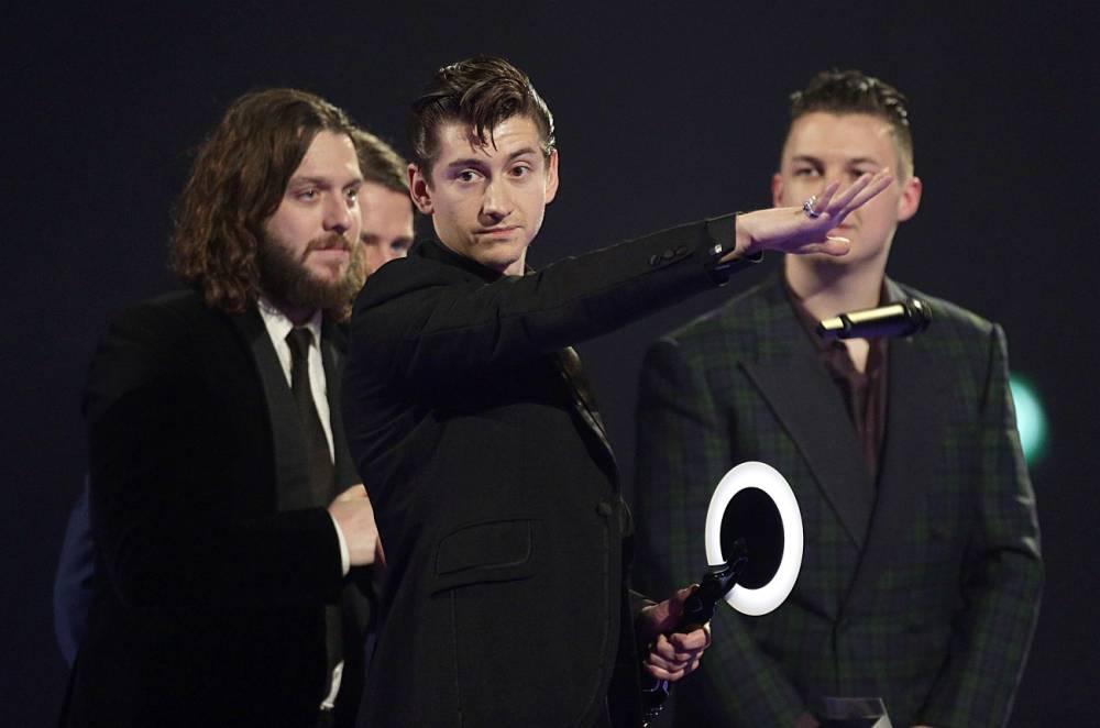 Alex Turner loser or legend? Arctic Monkeys' Brit Awards acceptance speech divides opinion