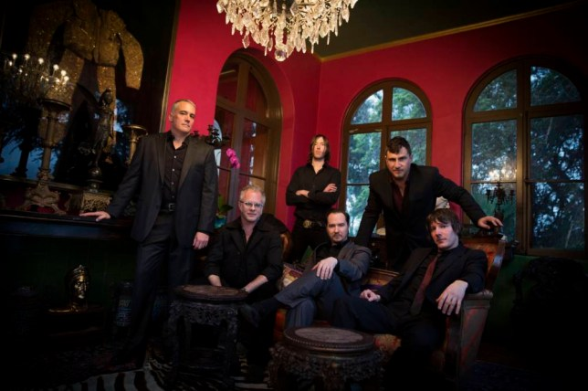 Greg Dulli and The Afghan Whigs go to Algiers (Picture: supplied)