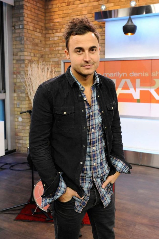 Joe King of The Fray relates to the 'curse of always writing sad songs' (Picture: Alamy)
