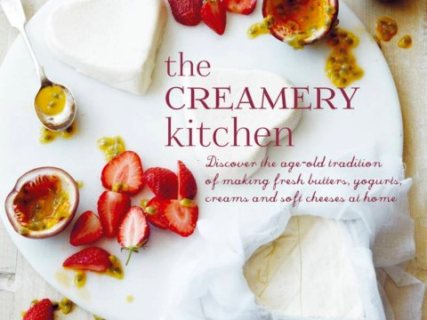 The Creamery Kitchen by Jenny Linford: Dare to go dairy