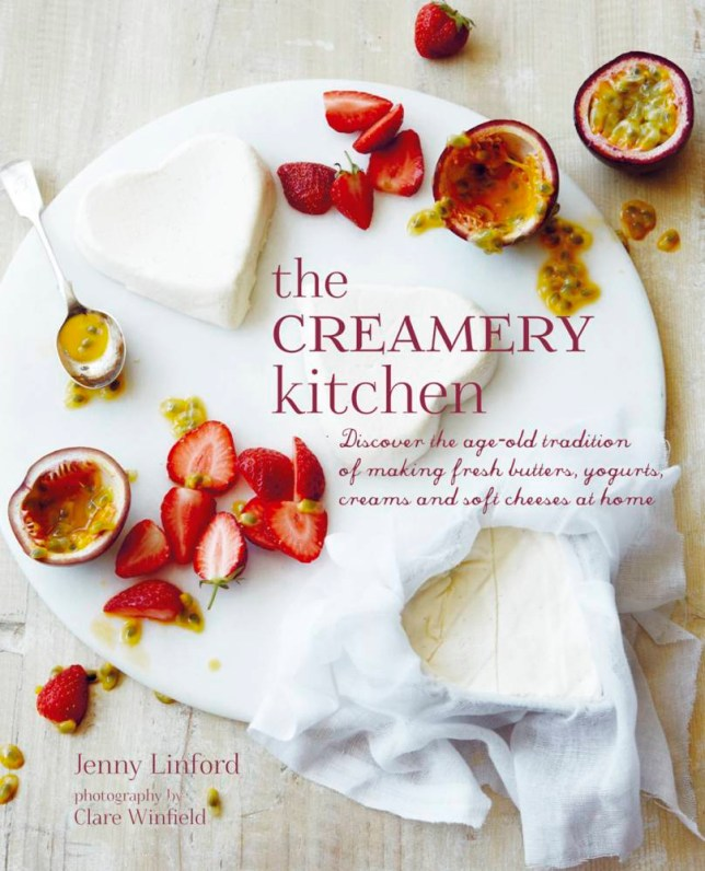 The Creamery Kitchen by Jenny Linford (Picture: supplied)