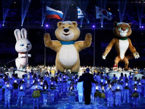 Gallery: The closing ceremony of the 2014 Sochi Winter Olympics