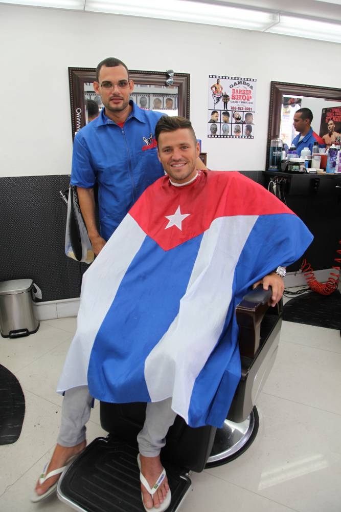 Mark Wright has fun while taking on various challenges in Party Wright Round The World,(Picture: Maverick TV/ITV)