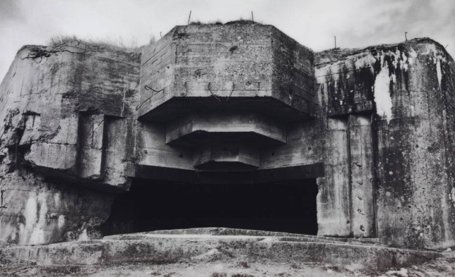 Azeville 2006 by Louise and Jane Wilson shows Nazi coastal defences (Picture: Tate Britain)