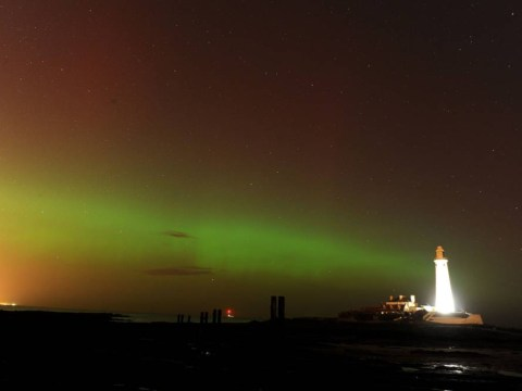 Pictures: Northern Lights over the UK