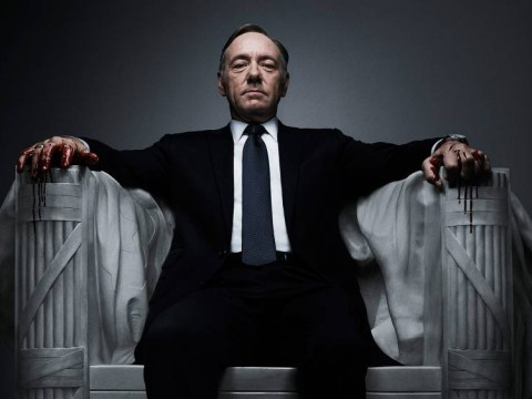 As Frank Underwood promises to 'leave a legacy' is House Of Cards season 4 the last?